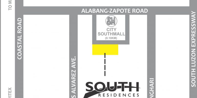 South Map