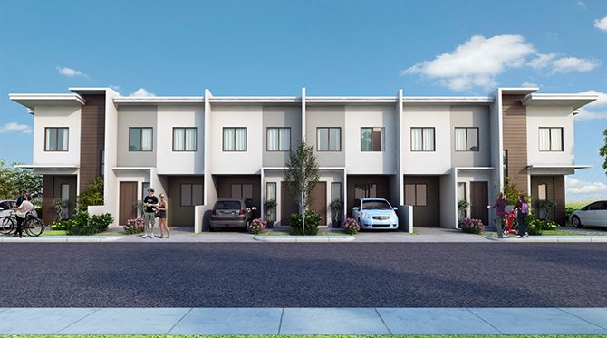 novaliches-townhome-serias-six-front