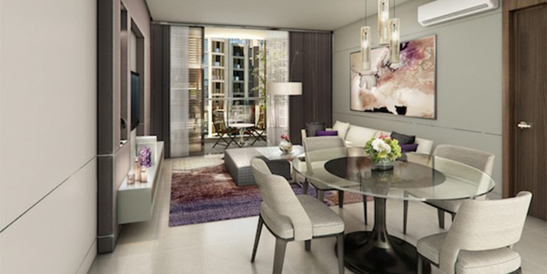 Arbor-Lanes-Galery-Classic-1BR_Living-and-Dining-Area