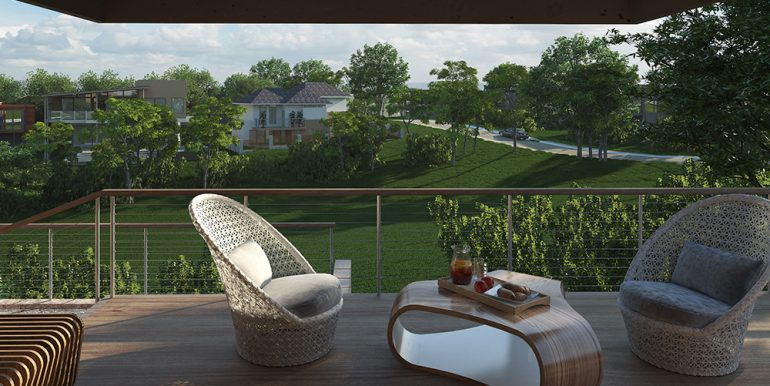 Cerilo-Gallery-Artists-Rendering-of-a-view-from-a-typical-Greenway-Lot