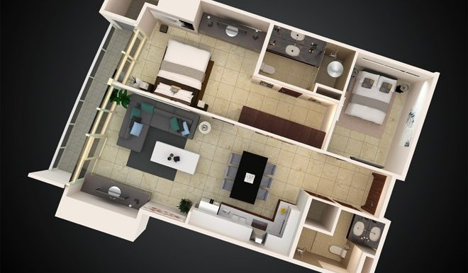 East-Gallery-Place-Floor-Plan-A