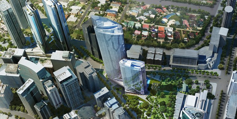 Park-Central-Towers-Aerial-view-of-the-Ayala-Triangle-Redevelopment-Gallery